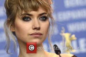 Imogen Poots - 64th Berlin International Film Festival (Berlinale) - 'A Long Way Down' - Press Conference - Berlin, Germany...