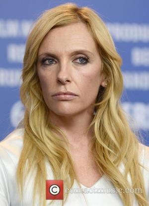 Toni Collette - 64th Berlin International Film Festival (Berlinale) - 'A Long Way Down' - Press Conference - Berlin, Germany...