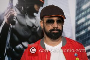 AJ McLean - Columbia Pictures' 'Robocop' Los Angeles premiere at the TCL Chinese Theatre - Arrivals - Los Angeles, California,...
