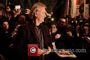 Bill Murray - Celebrities attend 'The Monuments Men' Milan Premiere on February 10, 2014 in Milan, Italy. - Milan, Italy...