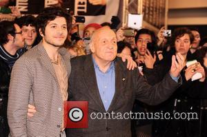 Harry Ettlinger and Dimitri Leonidas