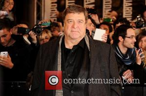John Goodman - Celebrities attend 'The Monuments Men' Milan Premiere on February 10, 2014 in Milan, Italy. - Milan, Italy...
