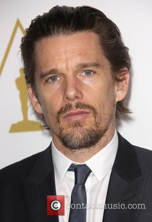 Ethan Hawke - 86th Oscars Nominee Luncheon At The Beverly Hilton Hotel at The Beverly Hilton Hotel, Oscars, Beverly Hilton...