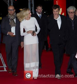Diane Kruger and Joshua Jackson - Premiere of The Better Angels, 64th Berlin International Film Festival, (Berlinale), at the Zoo...