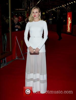 Diane Kruger - Premiere of The Better Angels, 64th Berlin International Film Festival, (Berlinale), at the Zoo Palast - Berlin,...
