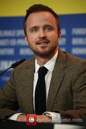 Aaron Paul - 64th Berlin International Film Festival (Berlinale) - 'A Long Way Down' - Photocall - London, United Kingdom...