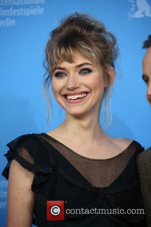 Imogen Poots - 64th Berlin International Film Festival (Berlinale) - 'A Long Way Down' - Photocall - London, United Kingdom...