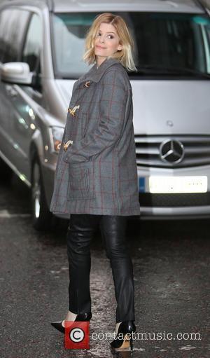 Kate Mara - Kate Mara outside the ITV Studios - London, United Kingdom - Monday 10th February 2014