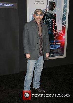 Jackie Earle Haley - Los Angeles premiere of Columbia Pictures 'RoboCop' at TCL Chinese Theatre - Arrivals - Los Angeles,...