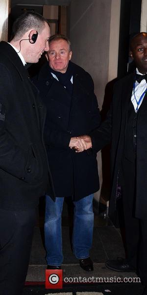 Bobby Davro - Caroline's Campaign Cancer Makeover held at DSTRKT - London, United Kingdom - Tuesday 11th February 2014
