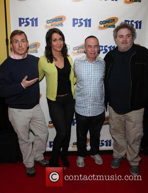 Tom Cotter, Rachel Feinstein, Gilbert Gottfried and Artie Lange