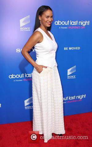 Joy Bryant - Los Angeles premiere of 'About Last Night' - Arrivals - Los Angeles, California, United States - Tuesday...