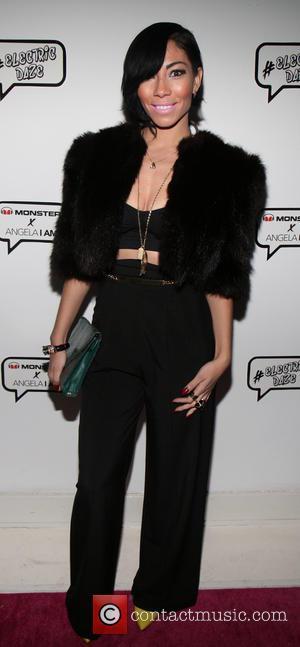 Bridget Kelly - Mercedes-Benz New York Fashion Week Fall/Winter 2014 - Angela IAM - Arrivals - New York City, New...