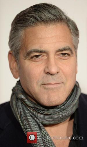 George Clooney - U.K. film premiere of 'The Monuments Men'