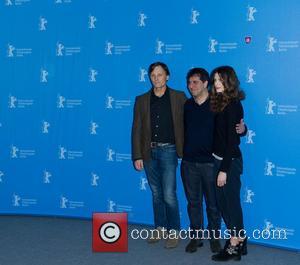 Hossein Amini, Viggo Mortensen and Daisy Bevan