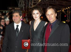 Viggo Mortensen, Daisy Bevan and Hossein Amini