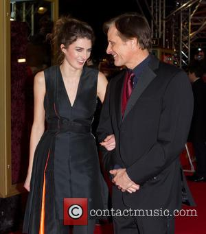 Viggo Mortensen and Daisy Bevan - Premiere of The Two Faces of January, 64th Berlin International Film Festival, (Berlinale), at...