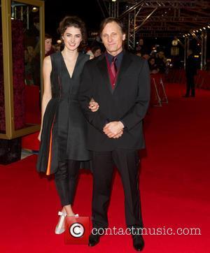 Viggo Mortensen and Daisy Bevan