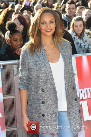 Alesha Dixon - Britain's Got Talent London auditions held at Hammersmith Apollo - Arrivals - London, United Kingdom - Tuesday...