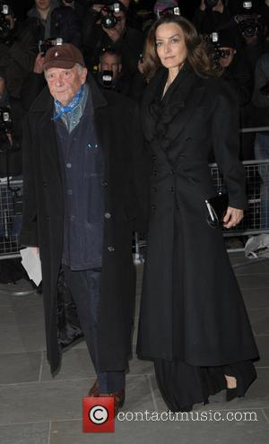 David Bailey - Celebrities at the National Portrait Gallery - London, United Kingdom - Tuesday 11th February 2014