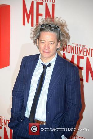 Dexter Fletcher - 'Monuments Men' U.K. film premiere held at the Odeon Leicester Square - Arrivals - London, United Kingdom...