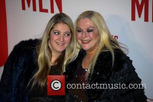 Vanessa Feltz - 'Monuments Men' U.K. film premiere held at the Odeon Leicester Square - Arrivals - London, United Kingdom...