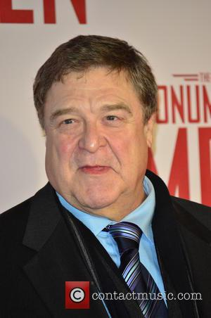 JOHN GOODMAN - UK Film Premiere of 'The Monuments Men' held at the Odeon Leicester Square - Arrivals - London,...