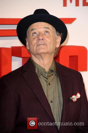 Bill Murray - UK Film Premiere of 'The Monuments Men' held at the Odeon Leicester Square - Arrivals - London,...