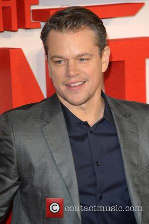 Matt Damon, Odeon Leicester Square