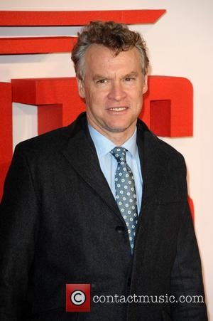 Tate Donovan - UK Film Premiere of 'The Monuments Men' held at the Odeon Leicester Square - Arrivals - London,...