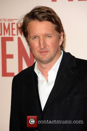 Tom Hooper - UK Film Premiere of 'The Monuments Men' held at the Odeon Leicester Square - Arrivals - London,...