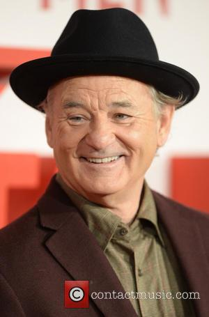 Bill Murray - U.K. film premiere of 'The Monuments Men' held at the Odeon Leicester Square - Arrivals - London,...