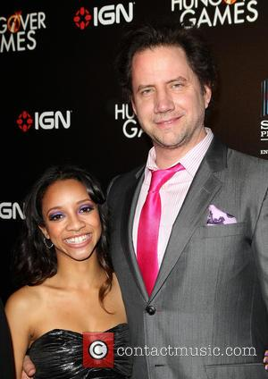 Chanel Gaines and Jamie Kennedy