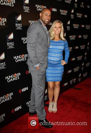 Hank Baskett and Kendra Wilkinson -