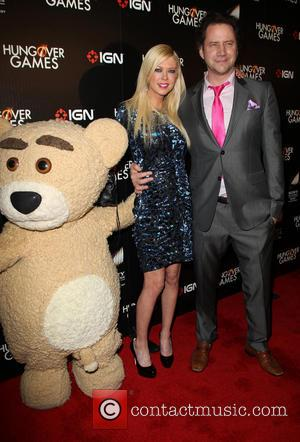 Teddy, Tara Reid and Jamie Kennedy