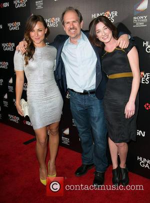 Briana Evigan, Josh Stolberg and Margo Harshman