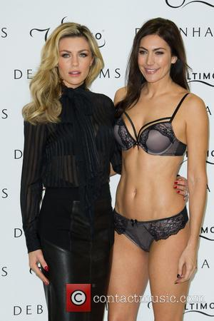 Abbey Clancy and Abbey Crouch