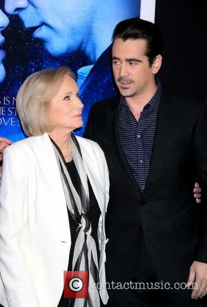 Eve Marie Saint and Colin Farrell
