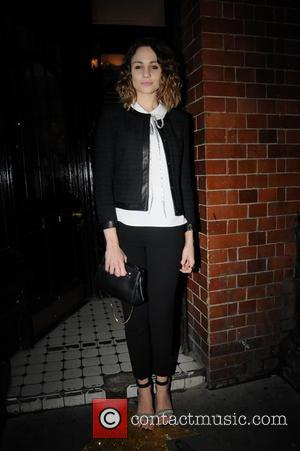 Tuppence Middleton - Claudie Pierlot UK launch event at Pertwee, Anderson And Gold - London, United Kingdom - Wednesday 12th...
