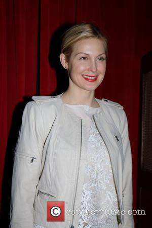 Kelly Rutherford - Mercedes-Benz New York Fashion Week Fall/Winter 2014 - Empire Hotel - Arrivals - New York City, New...