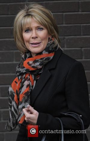 Ruth Langsford - Ruth Langsford leaving the ITV Studios - London, United Kingdom - Wednesday 12th February 2014