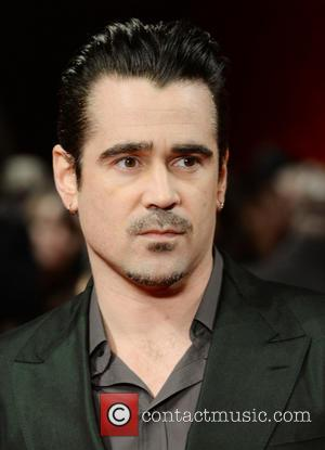 Colin Farrell - A New York Winter's Tale U.K. Premiere...
