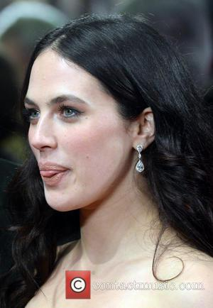 Jessica Brown Findlay - A New York Winter's Tale U.K. Premiere - Arrivals - London, Ukraine - Thursday 13th February...