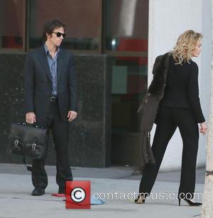 Mark Wahlberg and Jessica Lange