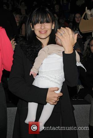 Hilaria Thomas and Carmen Gabriela Baldwin