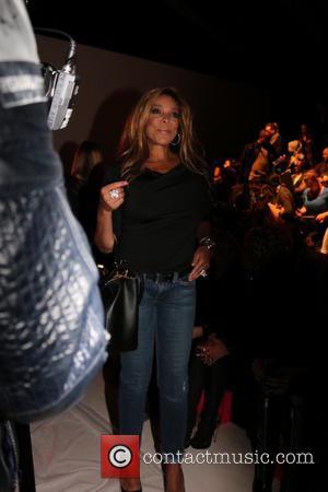 Wendy Williams - Mercedes-Benz New York Fashion Week Fall/Winter 2014 - Betsey Johnson - Runway - New York, New York,...