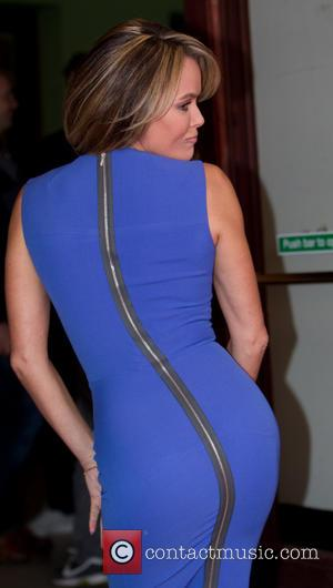 Amanda Holden - Red carpet arrivals for London auditions for Britain's Got Talent 2014, held at the Eventim Apollo, Hammersmith...