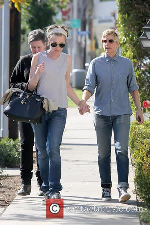 Ellen Degeneres: 'My Marriage Is Not In Trouble'