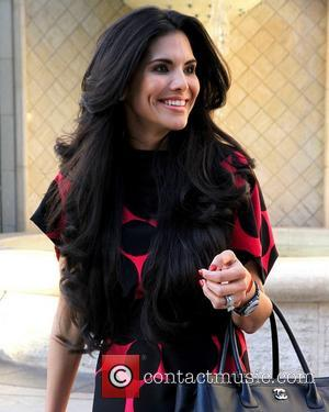 Joyce Giraud - Joyce Giraud and husband Michael Ohoven out in Beverly Hills - Beverly Hills, California, United States -...