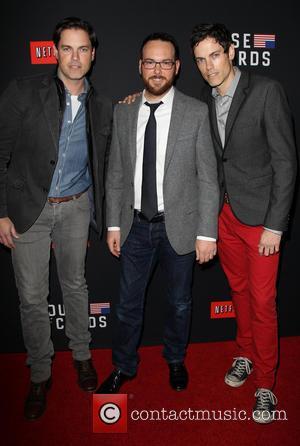 Jaron Lowenstein, Dana Brunetti and Evan Lowenstein - Special Screening Of Netflix's